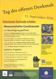 © Deutsches Sielhafenmuseum in Carolinensiel
